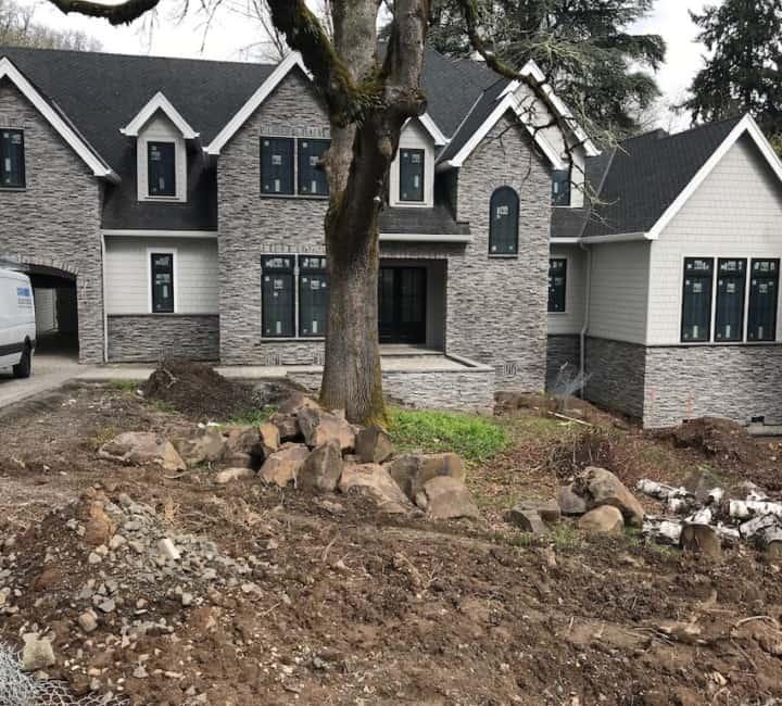 New Construction Lake Oswego