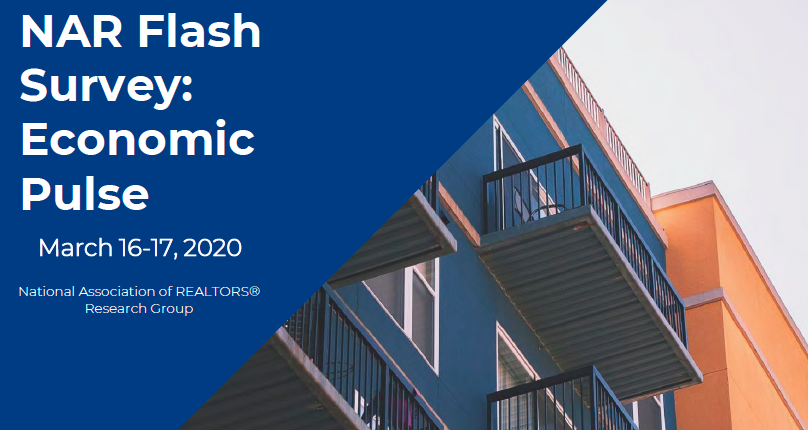 NAR Economic Flash Survey